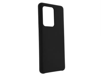 Калъф Гръб LUX за Samsung Galaxy S20 Ultra / S11 Plus (G988), Черен