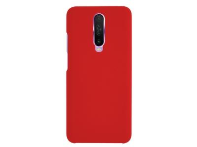 Калъф Гръб LUX за Xiaomi Redmi K30, Червен