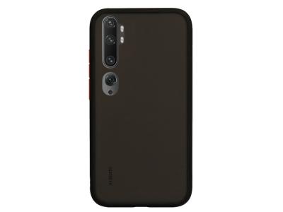 Удароустойчив Гръб Bumper за Xiaomi Mi Note 10 / 10 Pro, Черен