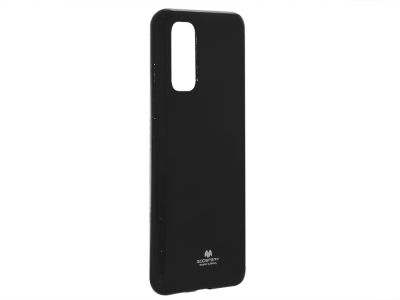 Силиконов гръб Jelly Mercury за Samsung Galaxy S20 PLUS  / S11 , Черен