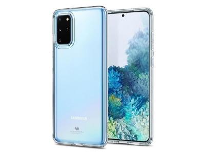 Силиконов гръб Jelly Mercury за Samsung Galaxy S20 PLUS / S11, Прозрачен