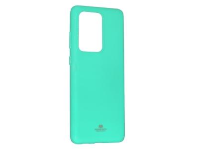 Силиконов гръб Jelly Mercury за Samsung Galaxy S20 Ultra / S11 Plus, Мента