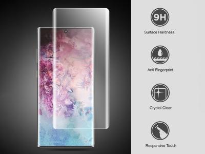 Стъклен Протектор UV Flexible Nano Glass за Samsung Galaxy Note 10 Plus