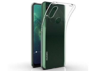 Силиконов гръб за Huawei P Smart Z / Y9 Prime , Прозрачен
