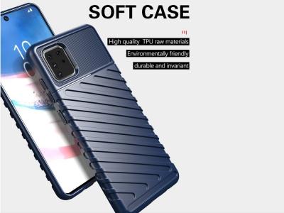 Силиконов Гръб Thunder за Samsung Galaxy A81/Note 10 Lite, Син