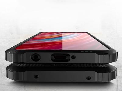 Удароустойчив гръб Armor за Xiaomi Redmi Note 8 Pro, Син