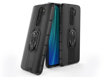 Удароустойчив гръб за Xiaomi Redmi Note 8 Pro, Черен