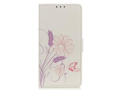 Калъф Тефтер Nokia 2.3, Цветя