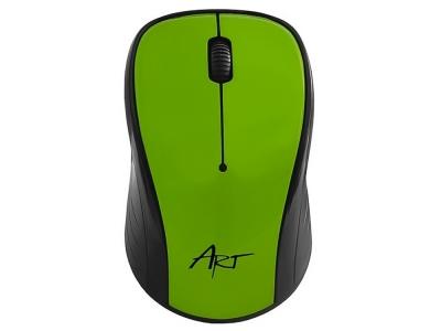 МИШКА Art Wireles am-92 , Зелен