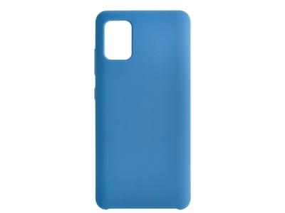 Калъф Гръб LUX за Samsung Galaxy A51 (2019), Светло син