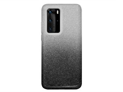 Силиконов Гръб BLING за Huawei P40, Черен