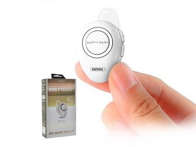 Bluetooth слушалка REMAX RB-T22, Бял