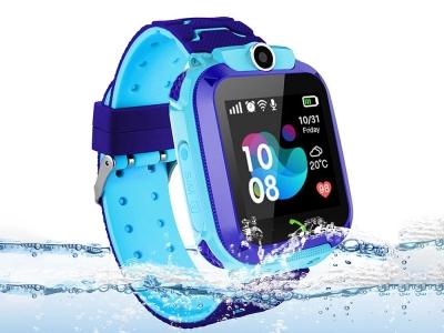 Детски Smart Часовник for Kids Q12 Waterproof, Син