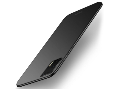 Пластмасов Гръб MOFI за Huawei P40, Черен
