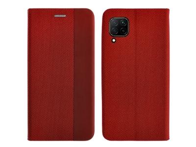 Калъф Тефтер SENSITIVE за Huawei P40 Lite, Червен