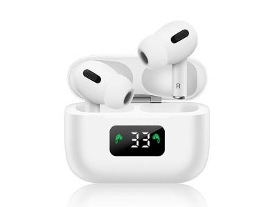 Безжични Bluetooth Слушалки TWS i58, Бял