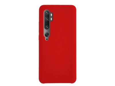 Калъф Гръб LUX за Xiaomi Mi Note 10 / Note 10 Pro, Червен