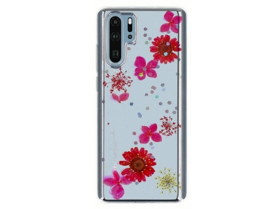 Силиконов Гръб Flower Vennus за Huawei P30 Pro - Julia