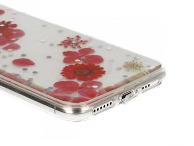 Силиконов Гръб Flower Vennus за Iphone X , Джулиа