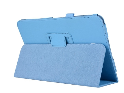 Калъф тефтер за таблет за Samsung Galaxy Tab A 10.1 (2016) T580 T585, Светло син