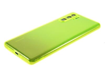 Силиконов Гръб за Huawei P30 Pro, Зелен