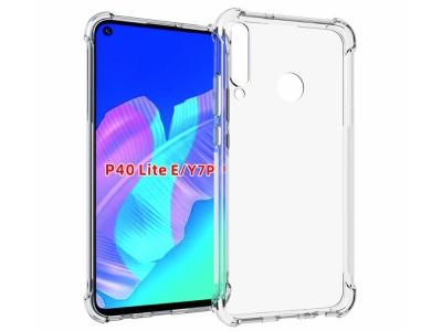 Силиконов гръб Drop-resistant за Huawei P40 lite E/Y7p/Honor 9C, Прозрачен