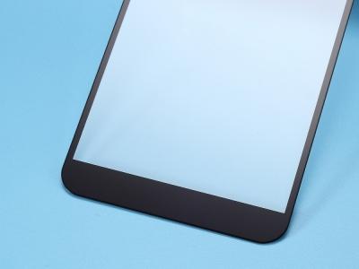 Стъклен Протектор RURIHAI 2.5D за LG K40/K12+/K12 Plus, Черен