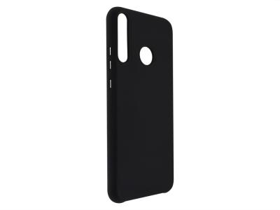 Калъф Гръб Lux за Huawei P40 Lite E, Черен