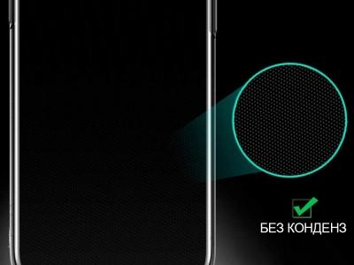 360 Градуса Силиконов Калъф за Huawei Y7 (2019), Прозрачен-Релефен
