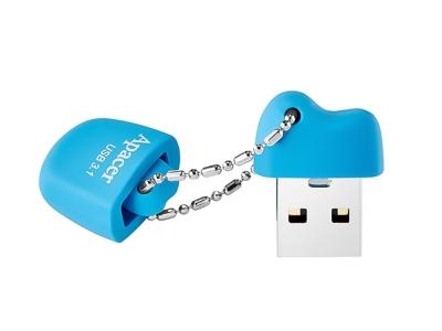 Флаш памети Apacer 32GB AH159 USB 3.1 Gen1, Син