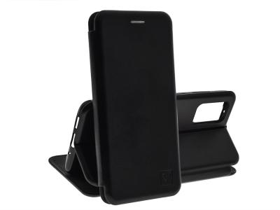 Калъф Тефтер ELEGANCE за Samsung Galaxy S20 , Черен