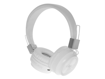 Безжични Слушалки GJBY Bluetooth Headphones CA-021, Бял