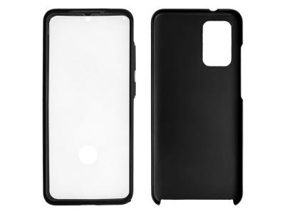 360 Градуса Калъф за Samsung Galaxy S20 Plus,Черен