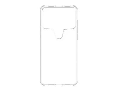 Универсален силиконов гръб за телефон 5.6 - 5.9 inch, Прозрачен