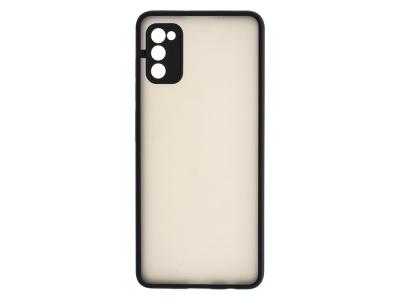 Удароустойчив Гръб Hybrid за Samsung Galaxy A41, Черен