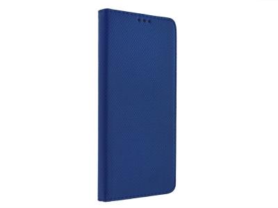 Калъф тефтер Smart Book за Samsung Galaxy A21S, Тъмно син