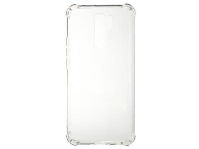 Силиконов гръб Anti Shock за Xiaomi Redmi 9, Прозрачен