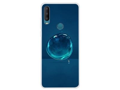 Силиконов гръб за Alcatel 1S (2020), Воден балон