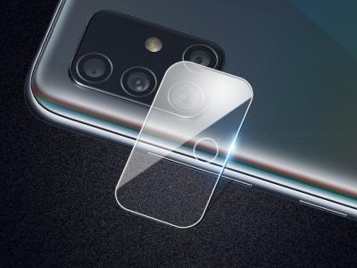 Стъклен протектор за камера на Samsung Galaxy A51