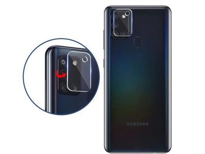 Стъклен протектор за камера за Samsung Galaxy A21s