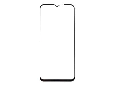 Стъклен Проектор 5D Full Glue за Nokia 5.3, Черен