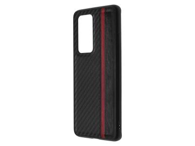 Удароустойчив калъф MULSAE CARBON за Huawei P40 Pro, Черен