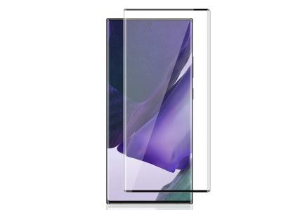 Удароустойчив Протектор 6D Nano Full за Samsung Galaxy Note 20 Ultra, Черен