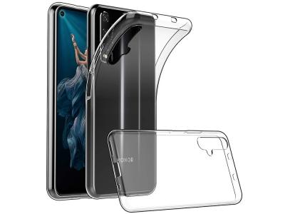 Силиконов гръб 0.5mm за Huawei Honor 20 / Nova 5T, Прозрачен