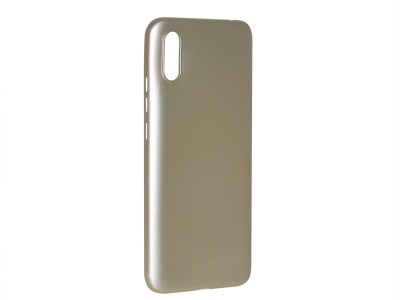 Силиконов Гръб Level за Xiaomi Redmi 9A, Златист