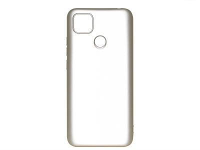 Силиконов гръб Level за Xiaomi Redmi 9C, Златист