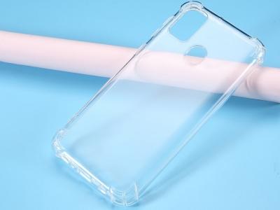 Силиконов Гръб Drop-resistant за Samsung Galaxy M21/M30s, Прозрачен