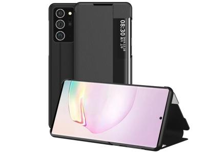 Калъф Тефтер View Flip за Samsung Galaxy Note 20 Ultra/Note 20 Ultra 5G, Черен