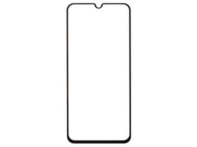 Стъклен Протектор 3D за Samsung Galaxy M31, Черен