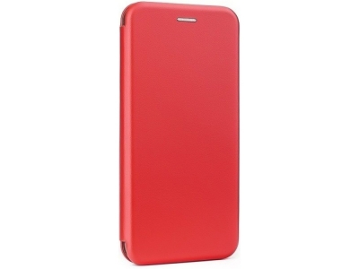 Калъф Тефтер ELEGANCE за Huawei P40 Pro, Червен